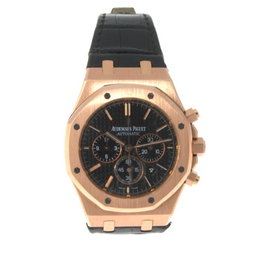 Audemars Piguet Royal Oak 18K Rose Gold 41mm Mens Watch