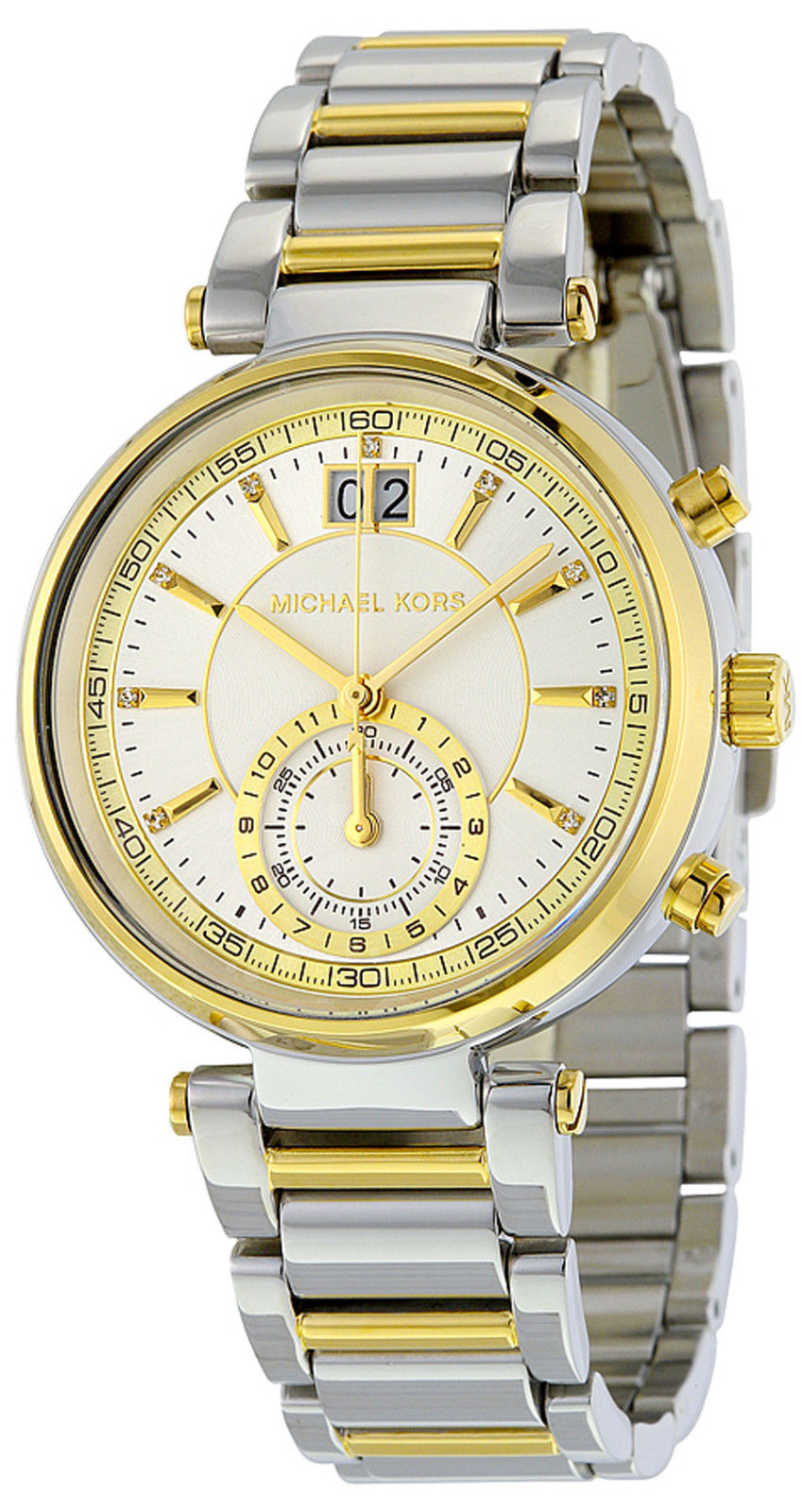 "Image of ""Michael Kors Mk6225 Stainless Steel Quartz 39mm Womens Watch"""