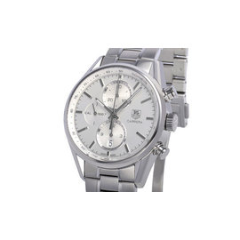 Tag Heuer Carrera Caliber CAR2111.BA0724 Stainless Steel 41mm Mens Watch
