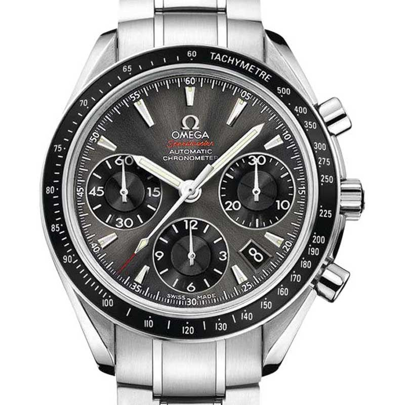 "Image of ""Omega Speedmaster 323.30.40.40.06.001 Day Date Stainless Steel"""
