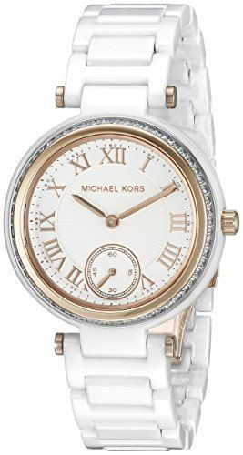 "Image of ""Michael Kors Mk6240 Ceramic 32mm Womens Watch"""