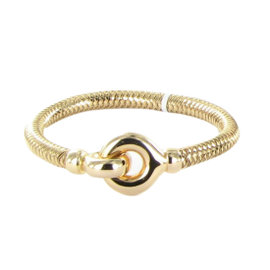 Roberto Coin Primavera 18K Rose Gold Stretch Loop Bracelet