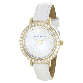 Anne Klein AK/1442T Gold Tone Stainless Steel 32mm Womens Watch