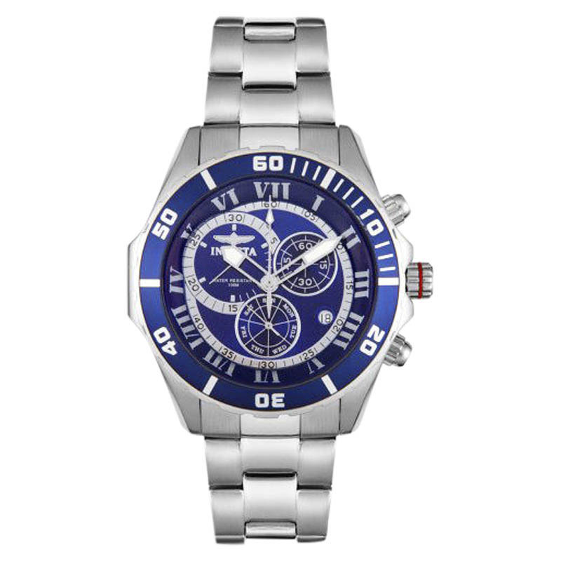 """Image of """"Invicta 5292 Stainless Steel 45mm Mens Watch"""""""