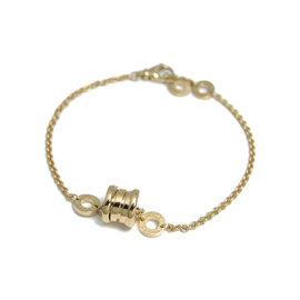 Bulgari 18K Yellow Gold B.Zero1 Bracelet