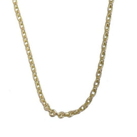 Chanel 750 Yellow Gold Pendant Chain Necklace