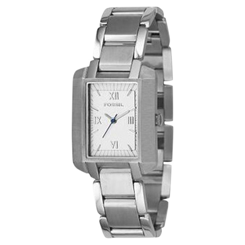 "Image of ""Fossil Es2173 Stainless Steel Quartz 25mm Womens Watch"""
