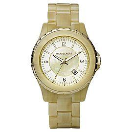 Michael Kors MK5299 Gold Tone Stainless Steel 42mm Womens Watch