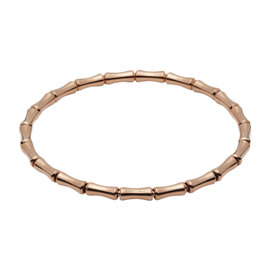 Gucci Bamboo 18K Rose Gold Bracelet