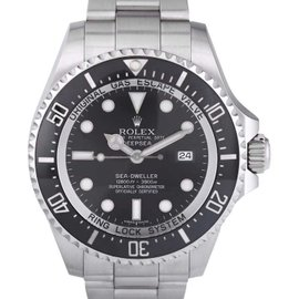 Rolex Deep Sea Sea-Dweller 116660 DSSD Stainless Steel 44mm Mens Watch