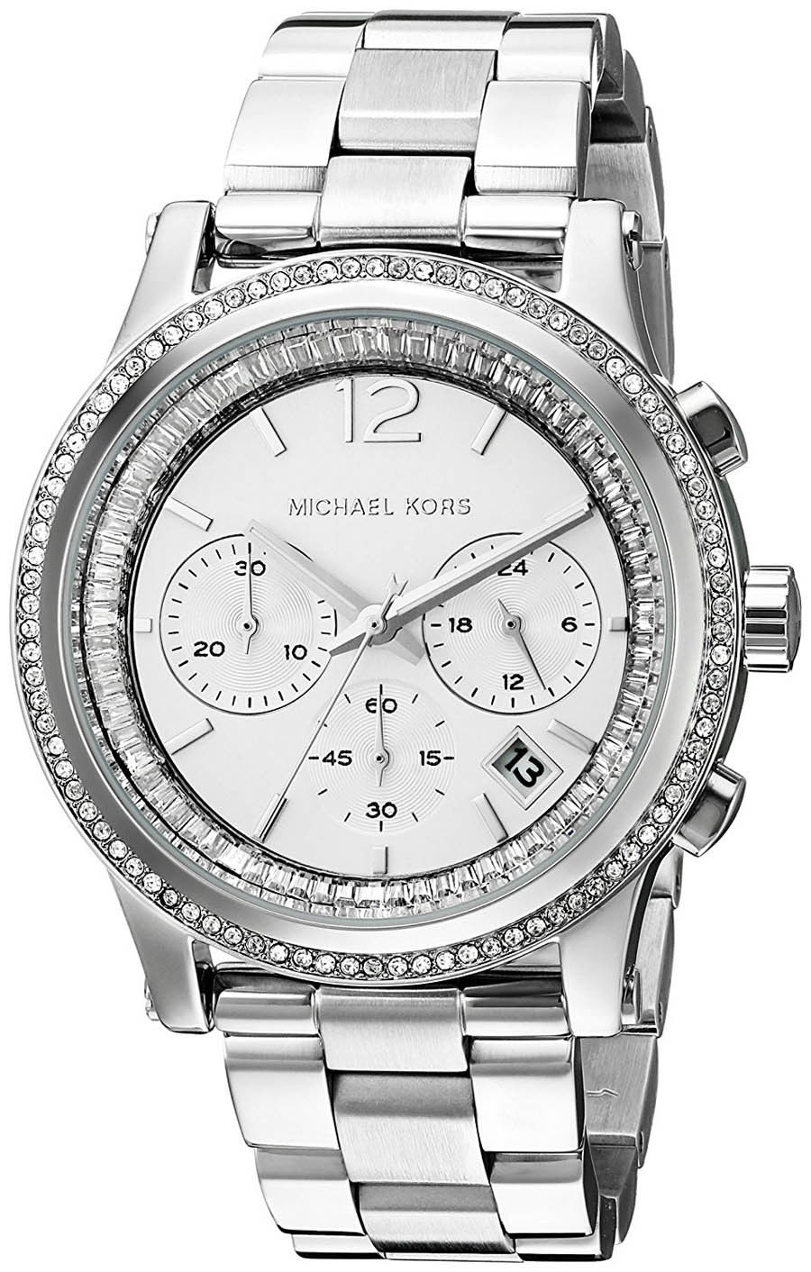 "Image of ""Michael Kors Mk6062 Stainless Steel 40mm Womens Watch"""