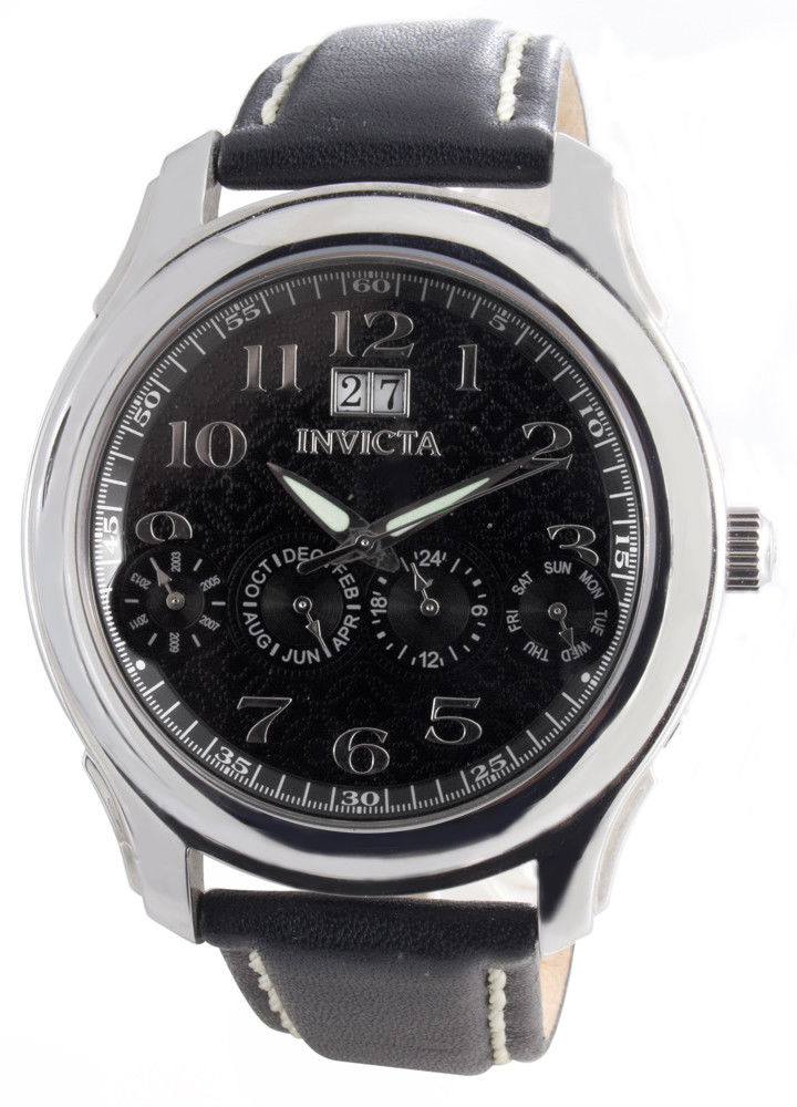 "Image of ""Invicta 2170 Stainless Steel 44mm Mens Watch"""