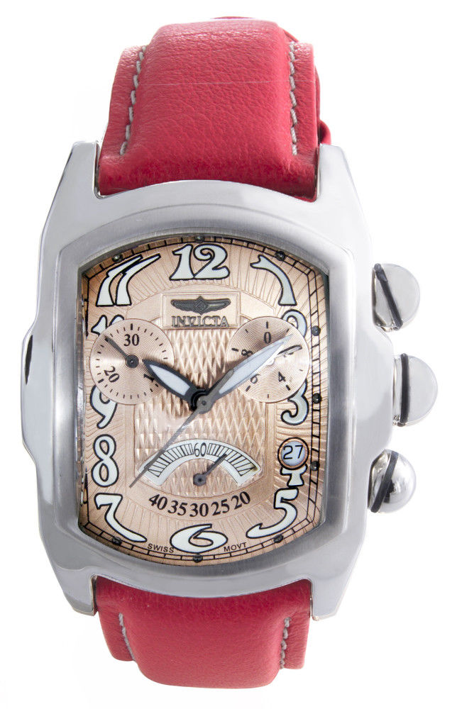 """Image of """"Invicta 2219 Stainless Steel Quartz 39mm Mens Watch"""""""