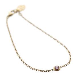 Cartier Legers De Cartier 18k Rose Gold Sapphire Bracelet