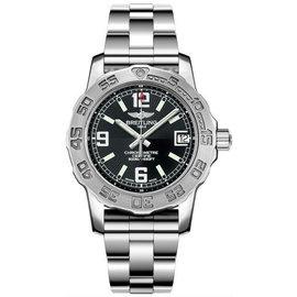 Breitling Colt A7738711.BB51.158A Black Dial Quartz 33mm Womens Watch