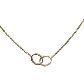 Cartier Baby Love 18K Yellow Gold Necklace