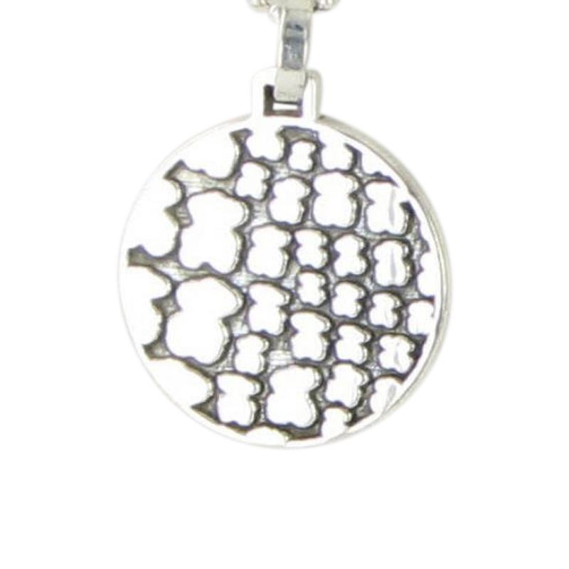 """Image of """"Tous 925 Sterling Silver Bears Pendant"""""""