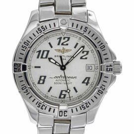 Breitling Colt Ocean A17050 Stainless Steel Automatic 36mm Mens Watch