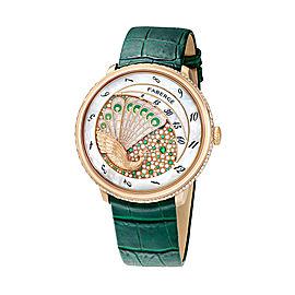 Lady Compliquée Peacock Watch
