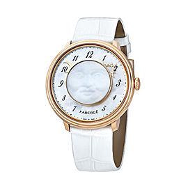 Fabergé Lady Levity 18 Karat Rose Gold Watch