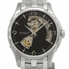 Hamilton Jazzmaster H325650 Stainless Steel Automatic 40mm Mens Watch