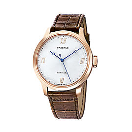 Fabergé Altruist 18 Karat Rose Gold Watch