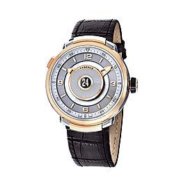 Fabergé Visionnaire Dtz 18 Karat Rose Gold Watch