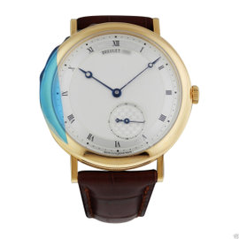 Breguet Classique 5140ba/12/9w6 Yellow Gold Automatic Watch
