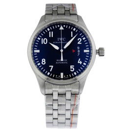 IWC Pilots Mark XVII IW326504 Stainless Steel Bracelet 41mm Watch