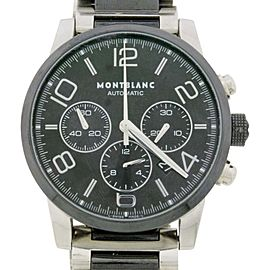 MontBlanc TimeWalker 103094 Chronograph Stainless Steel 43 mm Watch
