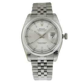 Rolex Datejust 116200 36mm Stainless Steel Jubilee Watch
