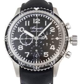 Breguet Transatlantique Type XXI Flyback 3810TI/H2/3ZU Watch