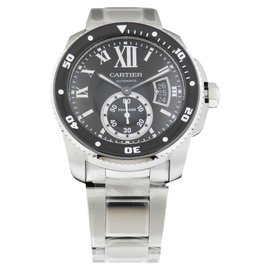 Cartier Calibre de Cartier Diver w7100057 Stainless Steel Watch