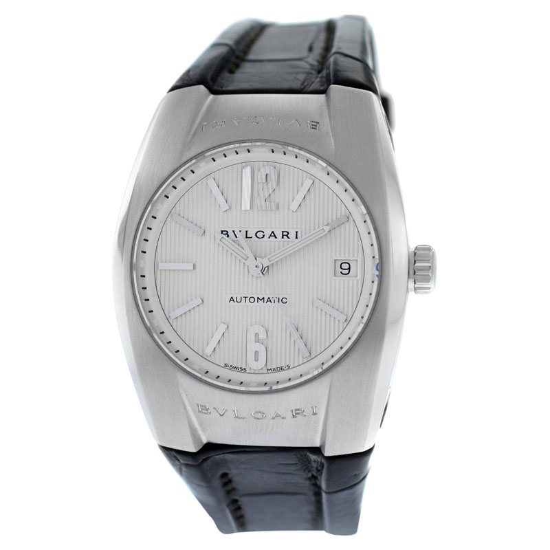 "Image of ""Bvlgari Bulgari Ergon Eg35S Stainless Steel Watch"""