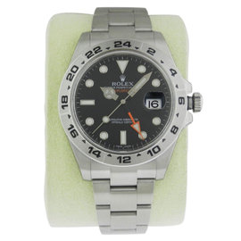Rolex Explorer II 216570 42mm Stainless Steel Automatic Watch