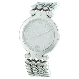 Harry Winston Premier Date Platinum Automatic Womens 30mm Watch