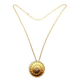 Carrera Y Carrera Afrodita 18K Yellow Gold Diamond Necklace