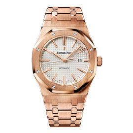 Audemars Piguet Royal Oak 15400OR.OO.1220OR.02 Rose Gold Watch