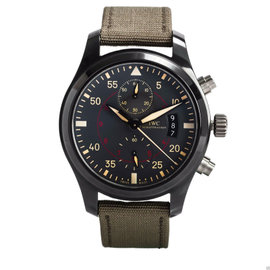 IWC IW388002 Pilot's Chronograph 46mm Top Gun Miramar Ceramic Watch