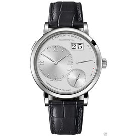 A. Lange & Sohne 117.025 Grand Lange 1 Platinum 40.9mm Watch