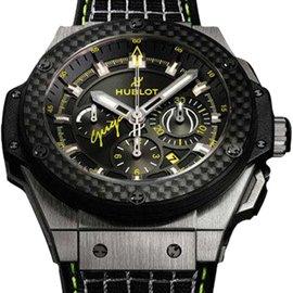 Hublot 703.NQ.1123.NR.GUG13 Guga King Power Limited Chronograph Watch
