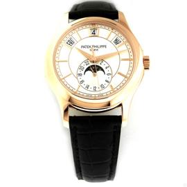 Patek Philippe Complications 5205R-001 40mm Annual Calendar Rose Gold Watch