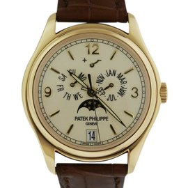 Patek Philippe 5146J-001 Complications Annual Calendar Watch