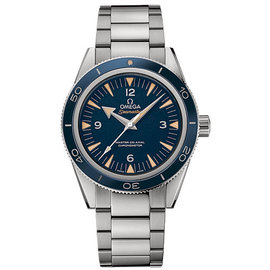 Omega 233.90.41.21.03.001 Seamaster 300 Master Co-Axial Titanium Watch