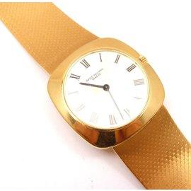 Patek Philippe 3543 18K Yellow Gold Manual Wind Vintage Watch