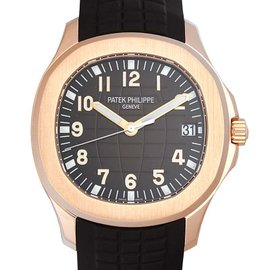 Patek Philippe Aquanaut Automatic 5167R Brown Dial Rubber Watch