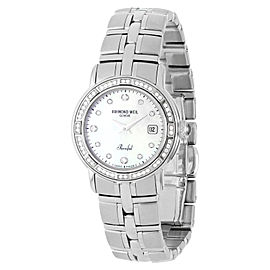 Raymond Weil 9441-STS-9708 Parsifal Stainless Steel Diamond Quartz Watch
