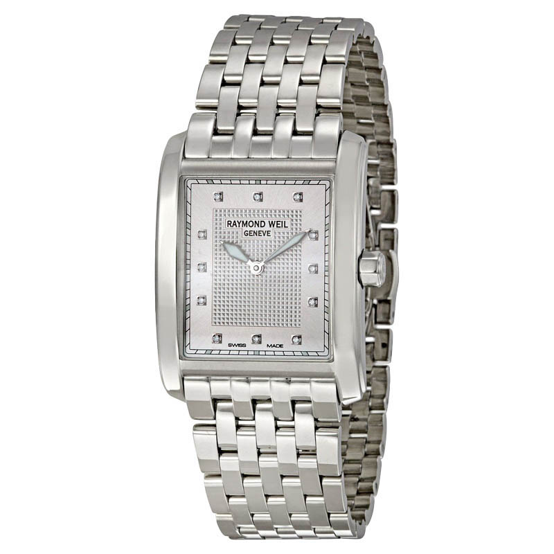 """Image of """"Raymond Weil 9975-St-65081 Don Giovanni Stainless Steel Quartz Watch"""""""