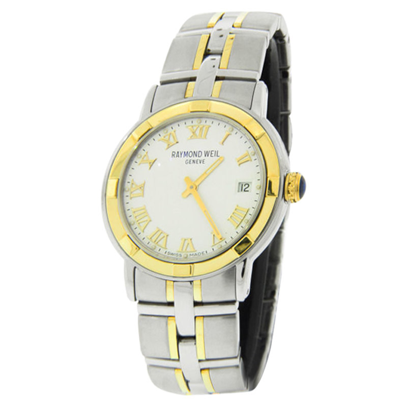 "Image of ""Raymond Weil 9540-Stg-00308 Parsifal Men's Watch"""