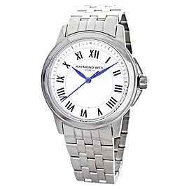 Raymond Weil 5376-STC-00300 Tradition Stainless Steel Watch